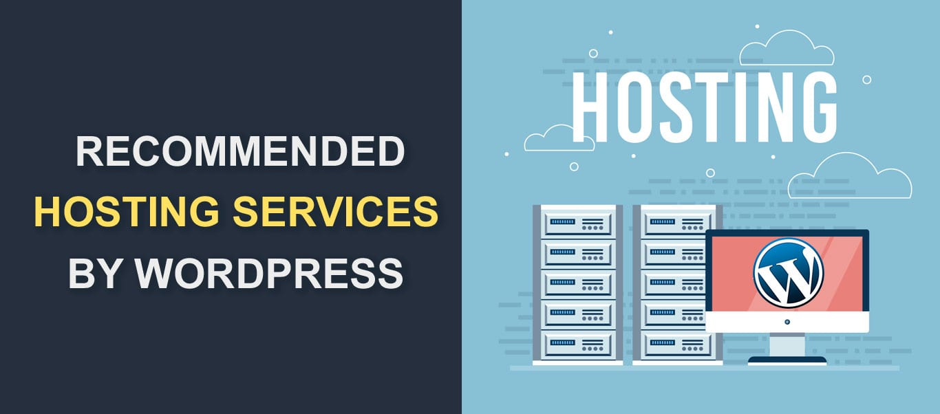 Recommended Hosting Services for WordPress