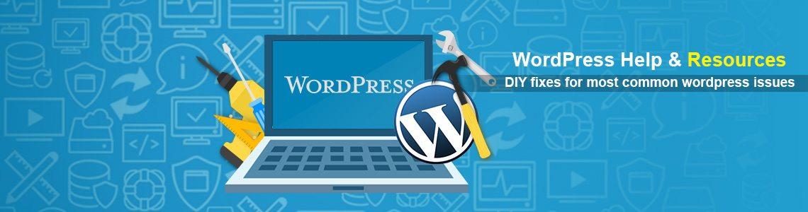 WordPress Help Support