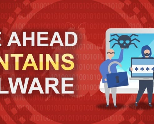 How to fix the site ahead contains malware in WordPress